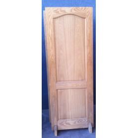 Porte intérieure plaquée chêne
