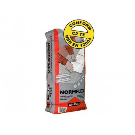 Colle NORMFLEX BLANC COMPAKTUNA 25KG