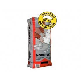 NormFLex GRIS/25Kg/C2TE/13.30€  ttc X10 SAC/Compaktuna