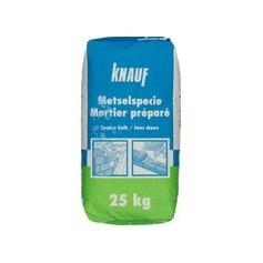 Mortier préparé - 25 kg- Knauf