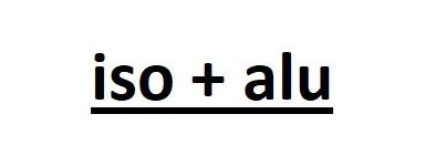 iso+alu