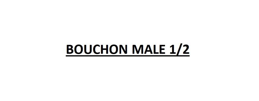 BOUCHON MALE 1/2