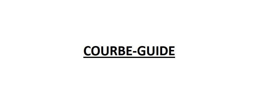 COURBE-GUIDE