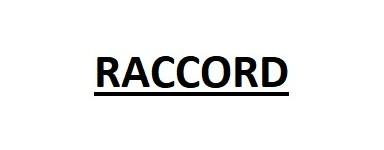 RACCORD