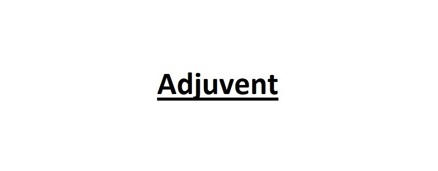 Adjuvent