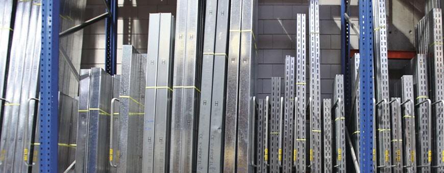 Profilés - Accessoires Métalliques